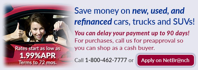 Banner - Auto Loan