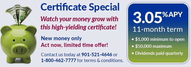Banner - Certificate Special 8-2019