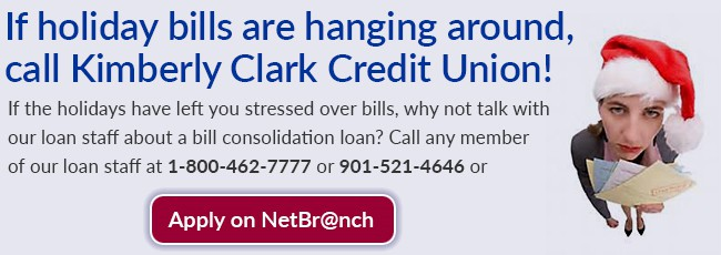 Banner - Holiday Consolidation Loan