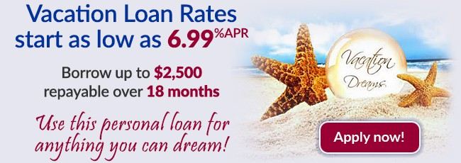Banners - Vacation Loans - 3-2016